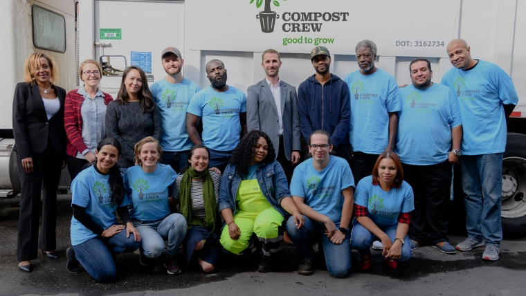 Introducing the Compost Crew blog