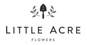 Little Acre Flowers logo