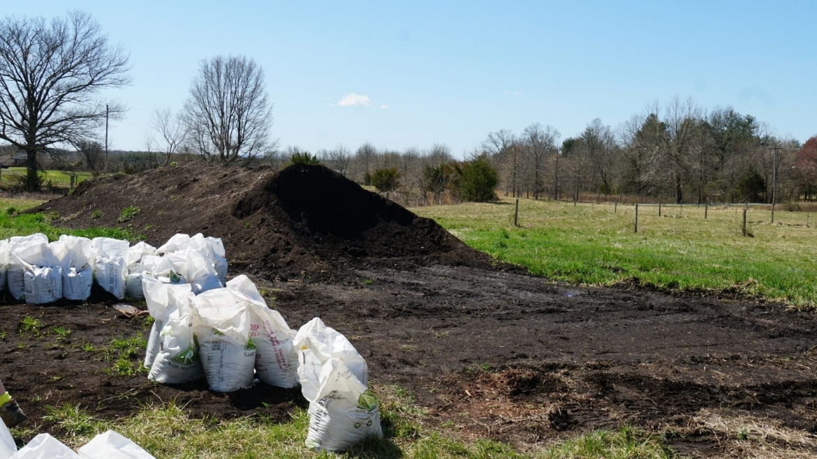 How to make the most of your finished compost