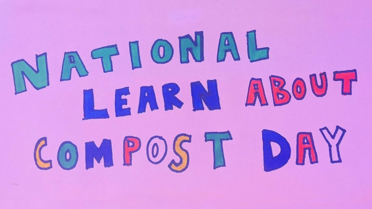 National Learn About Compost Day